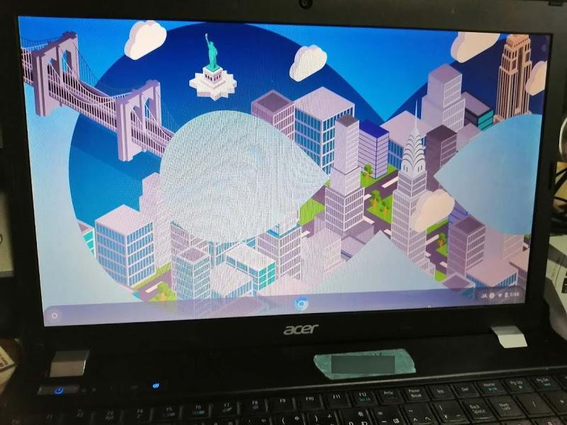 Chromium OS(Cloudready)