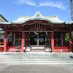 穴守稲荷神社(大田区羽田)は文化元年(西暦1804年)にできた大田区在住者なら誰でも知る区内でも有数のスポット