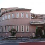 大田区立羽田図書館、洋館造りで中は和室