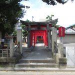 羽田七福いなりめぐり、赤の鳥居7神社と白い鳥居1神社