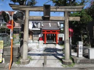 鴎稲荷神社