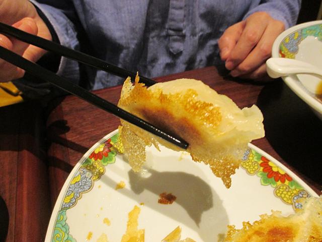 ニーハオの羽根付き餃子(大田区池上)自分でも作ったけど……