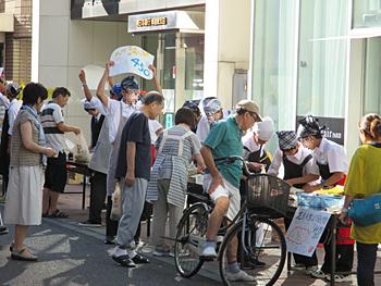 山形県長井市の中学生