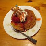 コメダ珈琲店下丸子店で食べるチョコノワール、そして多摩川まで