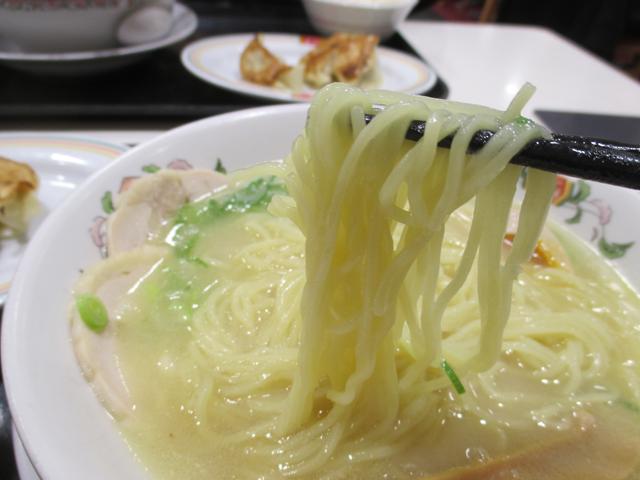 餃子の王将蒲田東口店、ラーメンチェーン店人気3位の味は?