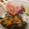 目利きの銀次(大田区池上駅前)、鮪の磯丼や漬けマグロ二種丼