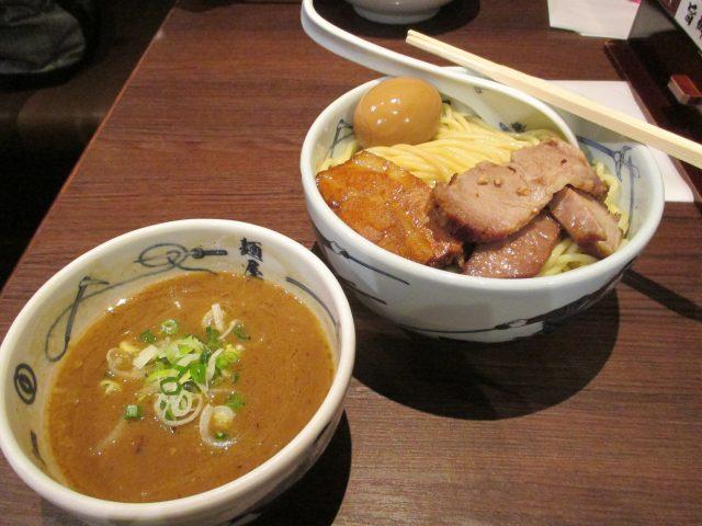 武蔵つけ麺