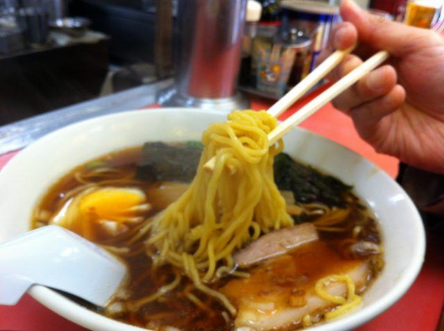 中華麺舗 虎、大田区でもっともドラマロケに使われた中華料理店