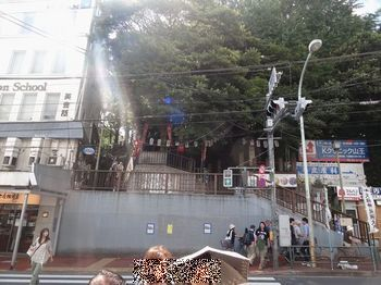 JR大森駅西口