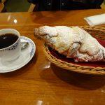 銀座椿屋珈琲池上店は銀座七丁目花椿通りに本館がある自社製コーヒーとパンを提供するお店の東急池上線池上駅近く