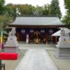 新田神社(大田区矢口)は新田義興公を祭る神社で樹齢700年のケヤキの御神木があり多摩川七福神の恵比寿天が祀られる