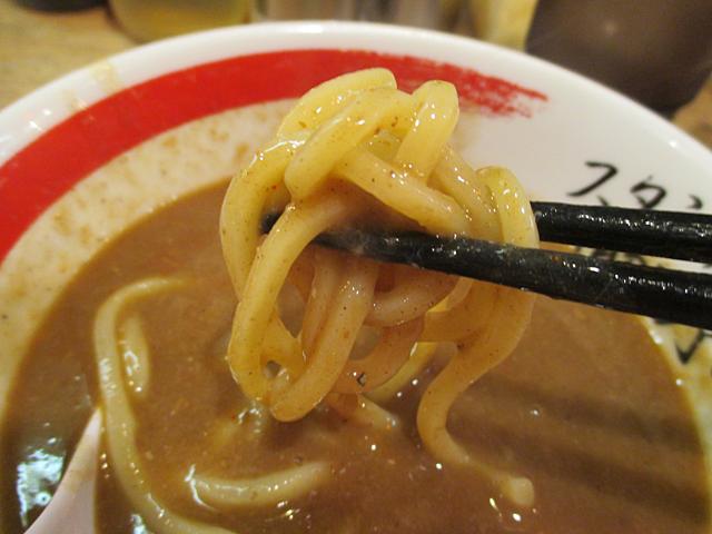 特製煮干しつけ麺のトロトロつけ汁