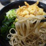 名代富士そば大森店(大田区大森北)はしょうゆや調理法も変え茹でたてが食べられる安くて美味しい立ち食いそばの店