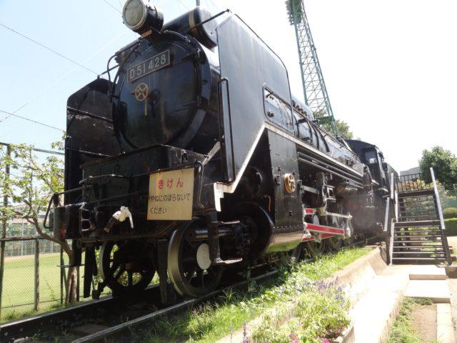 D-51-428蒸気機関車