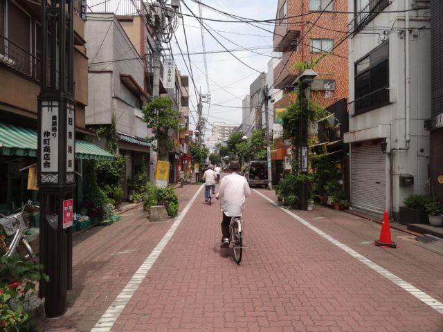 美原商店街