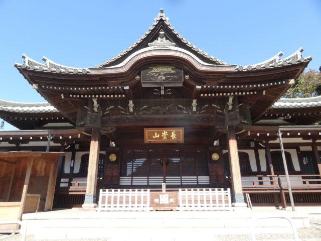 大坊本行寺(大田区池上)は池上三院家の筆頭とされ有名な御会式桜とともに著名人の墓同士のつながり(墓閥)も感じます