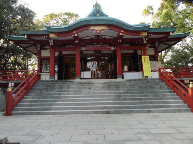 多摩川浅間神社(大田区田園調布)は木花咲耶姫(コノハナサクヤヒメ)を御祭神に富士山を神格化した浅間信仰の神社