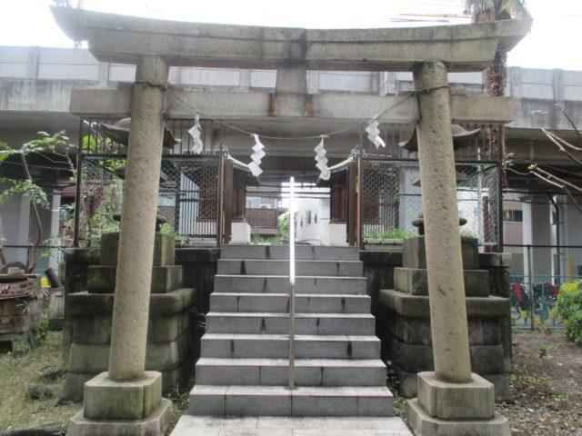 大森神社の末社