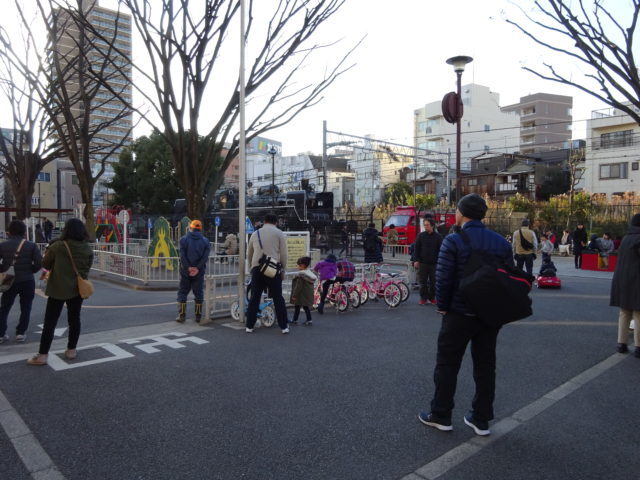 入新井西児童交通公園