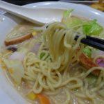 リンガーハット大森店(大田区大森北)は長崎ちゃんぽんと皿うどんにAランチぎょうざ5個セットやサイドメニューが人気