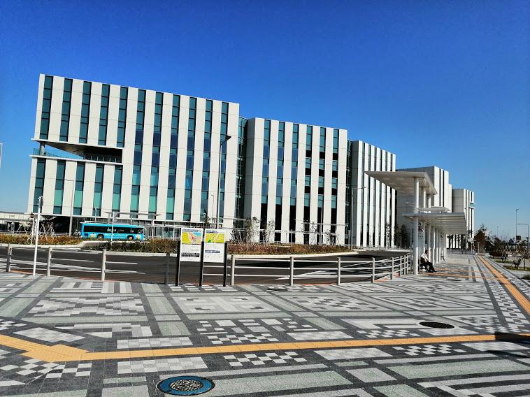 羽田イノベーションシティ(大田区羽田空港)は旧羽田空港跡地にできた商業店舗・オフィスなど整備した大規模複合施設