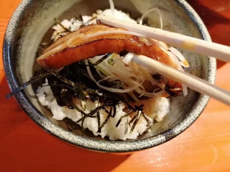 炙りチャーシュー丼