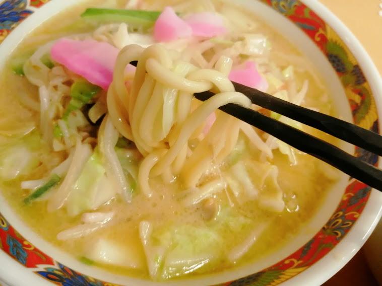 長崎ちゃんぽん満てん(大田区矢口)は銀座吉宗のプロデュースで長崎の食材を使った本格的なちゃんぽん&皿うどんの店